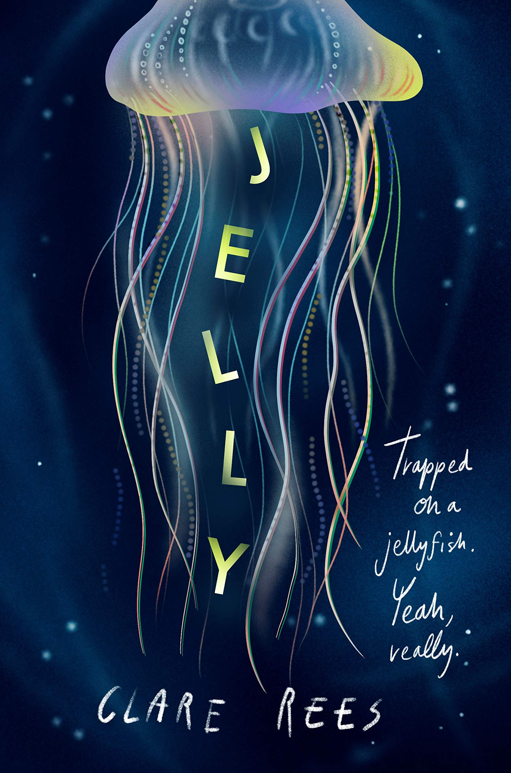 <em>Jelly was published in 2019. Clare's second book will be published in 2022.</em>